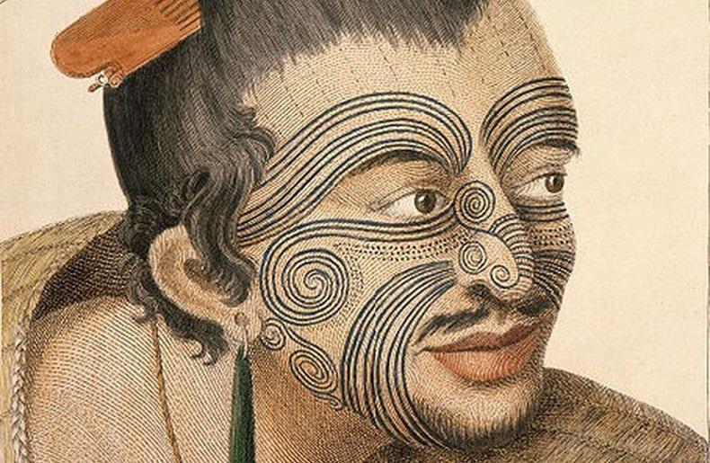 Polinezyjskie Tatuaże Diabelska Sztuka Która Przeraziła