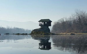 Drina River House